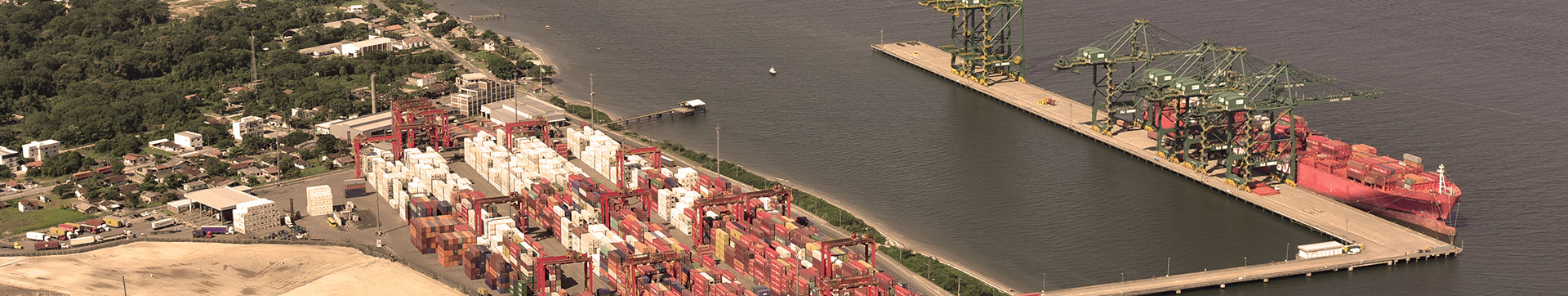 Negócios e Investidas - Rocha Terminais Portuários e Logística