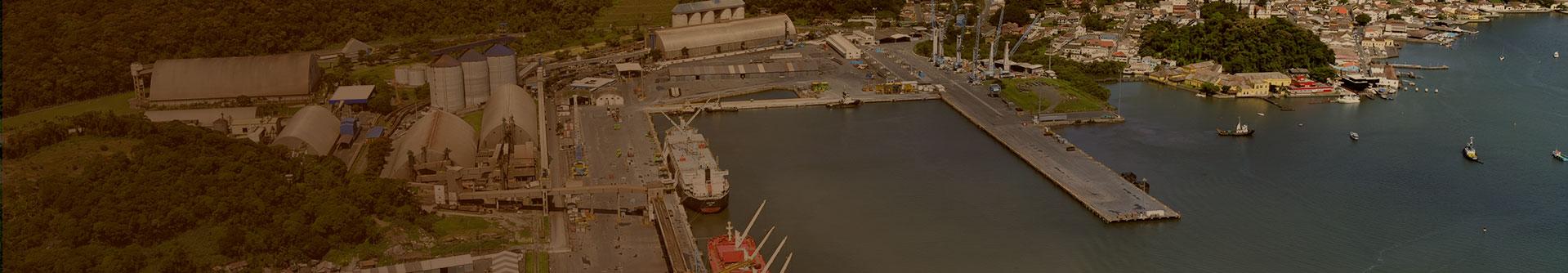 Porto Seco - São Francisco do Sul