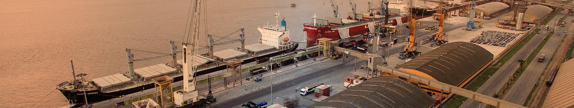 RFB - Rocha Terminais Portuários e Logística
