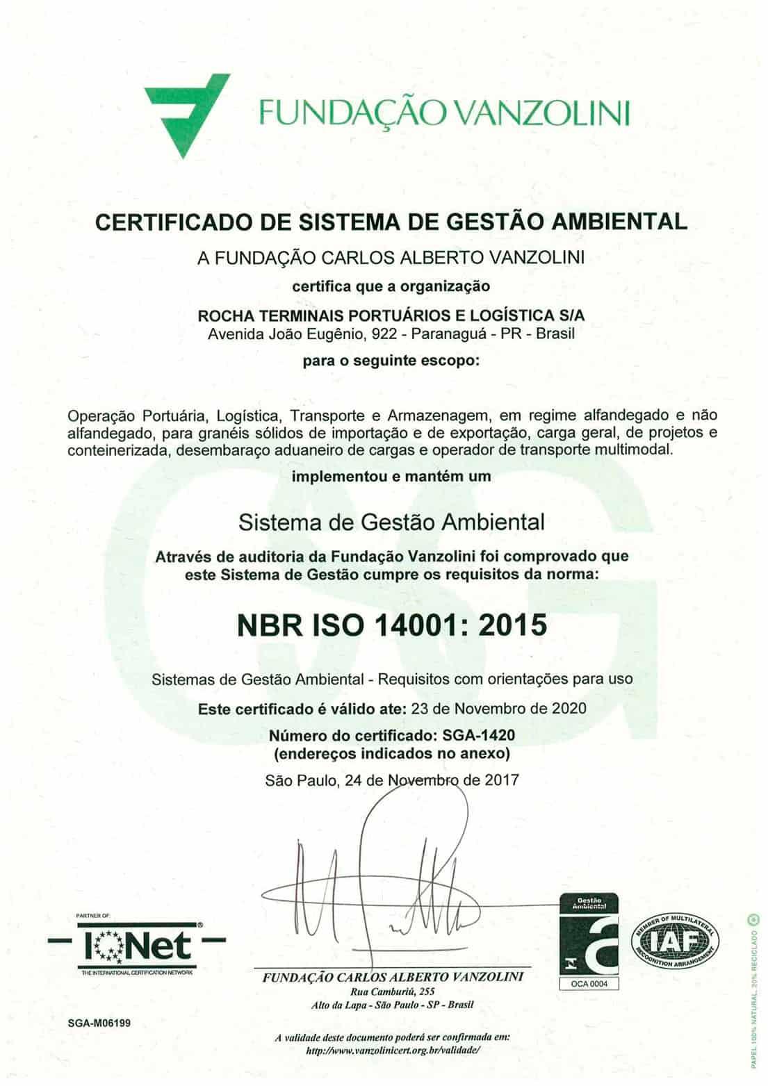 ISO-14001-rocha