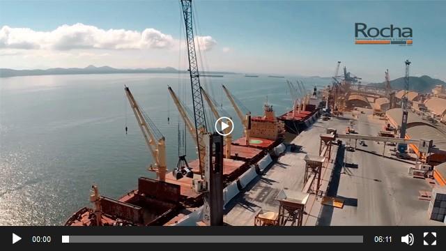 Vídeo Rocha Granel de Exportação