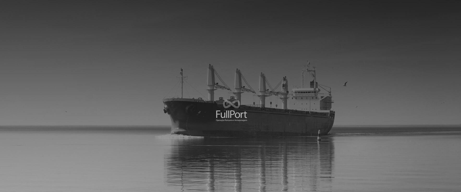 Catalini - Fulport - Rocha Terminais Logísticos