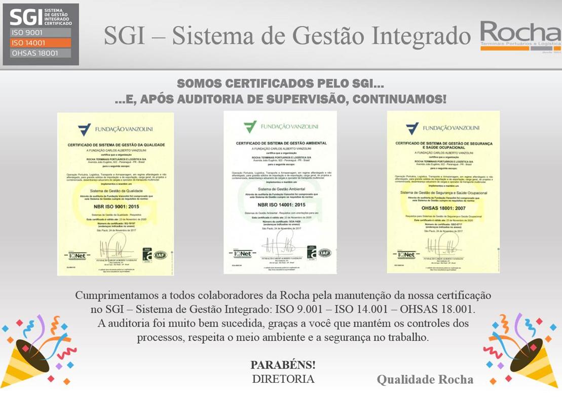 Rocha - SGI