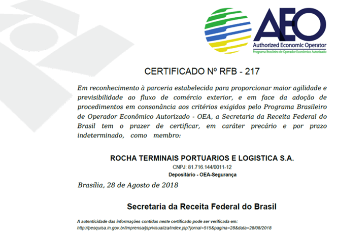 Rocha - AEO AZ9