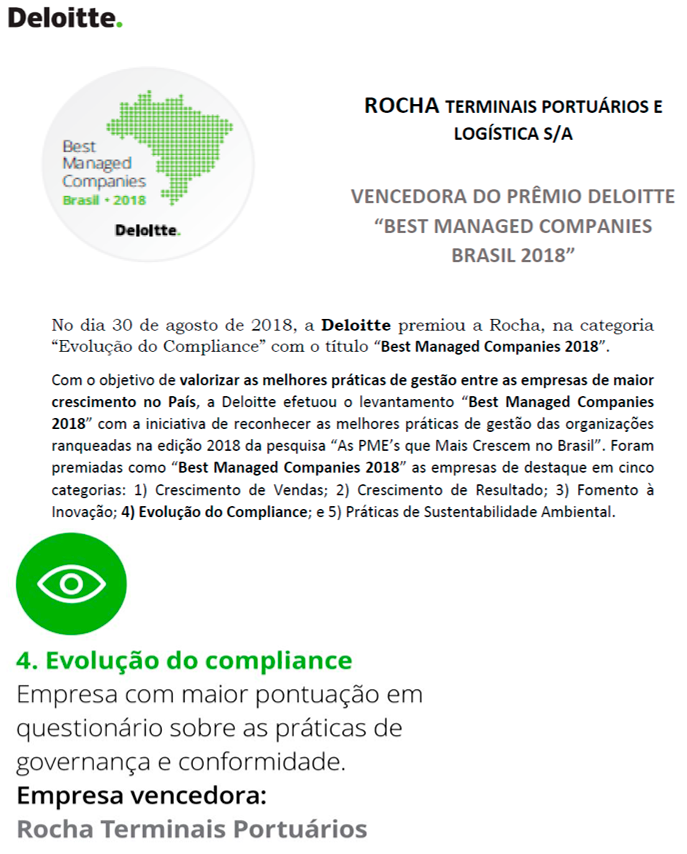 Rocha - Best Managed Companies