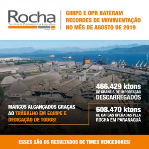 Recorde GIMPO OPR 2019