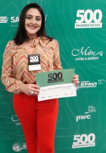 Anny Karinmi Makhohl – Coordenadora Comercial Industrializados