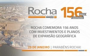 Rocha 156 anos