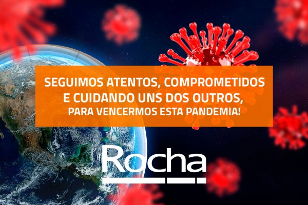 ROCHA E O COVID-19