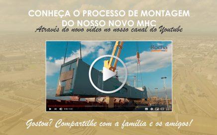 Vídeo Novo MHC Rochalog