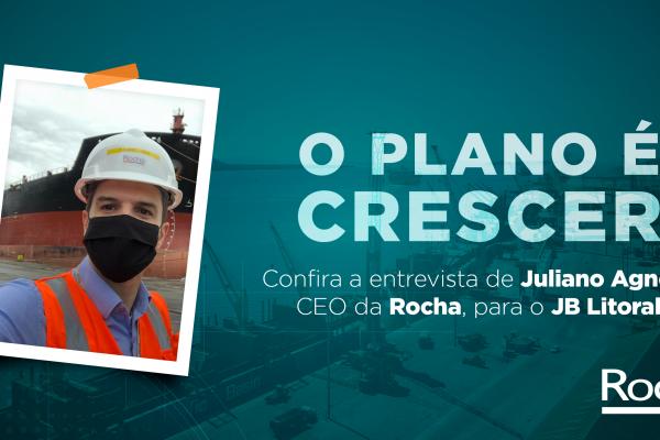Aniversário Porto de Paranaguá: Rocha comemora conquistas com planos de crescimento