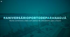 Rocha - Porto de Paranaguá