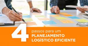 planejamento logístico